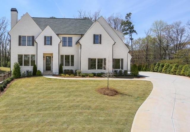 701 Bass Way, Sandy Springs, GA 30328 (MLS #6531844) :: North Atlanta Home Team