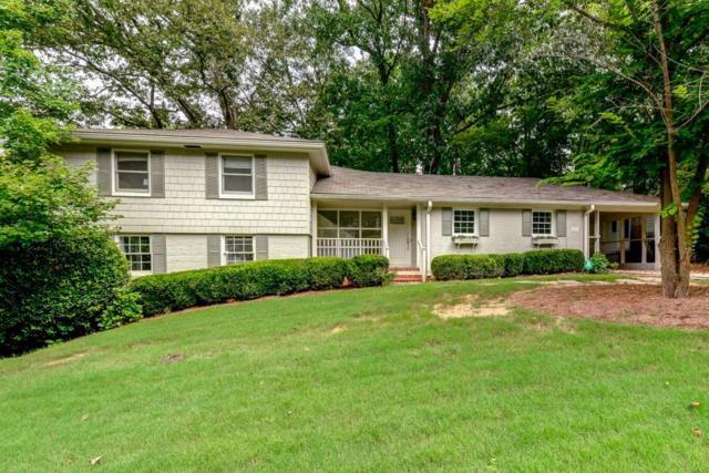1016 Dean Drive NW, Atlanta, GA 30318 (MLS #6532090) :: Iconic Living Real Estate Professionals