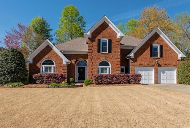 5885 Olde Atlanta Parkway, Suwanee, GA 30024 (MLS #6532679) :: The Hinsons - Mike Hinson & Harriet Hinson