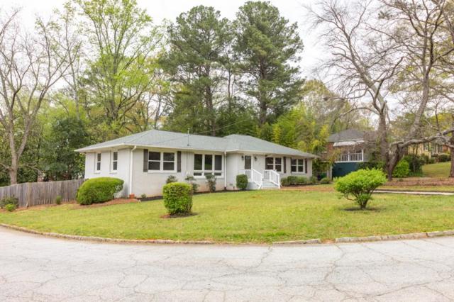 2105 Cloverdale Drive SE, Atlanta, GA 30316 (MLS #6532949) :: RE/MAX Paramount Properties