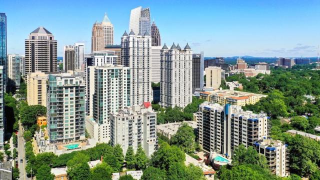 1130 Piedmont Avenue #1004, Atlanta, GA 30309 (MLS #6534036) :: The Zac Team @ RE/MAX Metro Atlanta