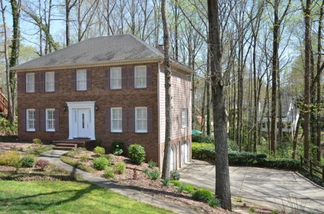 1660 Barn Swallow Place, Marietta, GA 30062 (MLS #6534072) :: North Atlanta Home Team