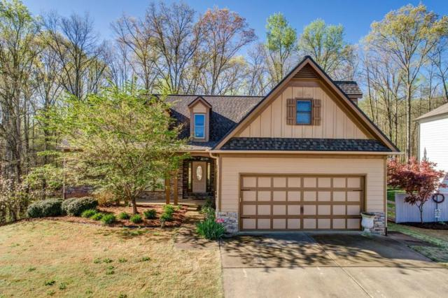 252 S Mountain Brooke Way, Ball Ground, GA 30107 (MLS #6534111) :: The Hinsons - Mike Hinson & Harriet Hinson