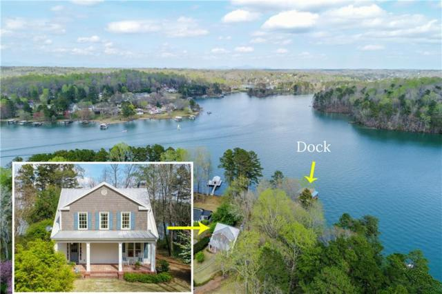 946 Liberty Church Road, Dawsonville, GA 30534 (MLS #6534158) :: Iconic Living Real Estate Professionals