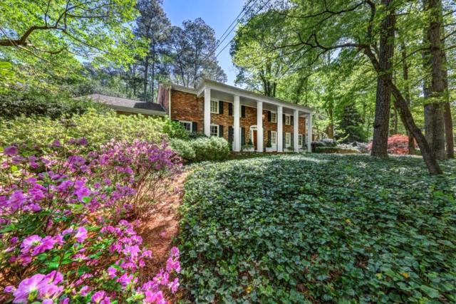 3311 Grant Valley Road NW, Atlanta, GA 30305 (MLS #6534222) :: Iconic Living Real Estate Professionals