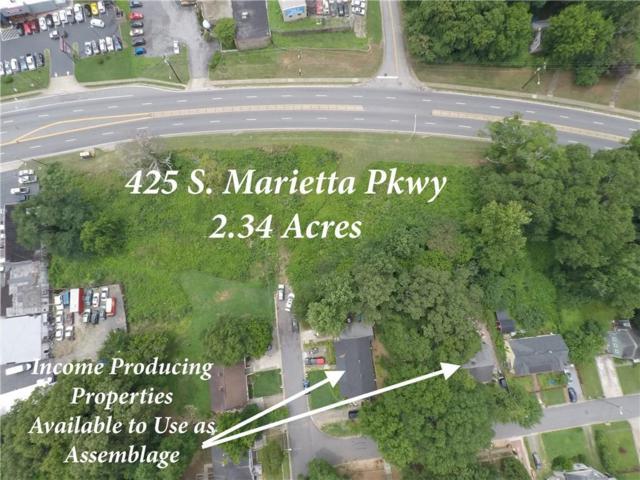 425 S Marietta Parkway SE, Marietta, GA 30060 (MLS #6534271) :: Iconic Living Real Estate Professionals