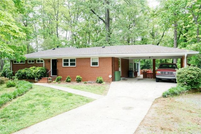 10 Old Farm Road, Marietta, GA 30068 (MLS #6534311) :: RE/MAX Paramount Properties