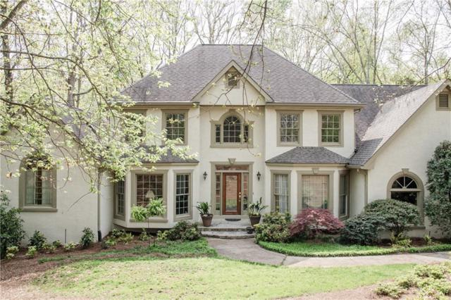 1881 Calvin Drive, Duluth, GA 30097 (MLS #6534354) :: Iconic Living Real Estate Professionals