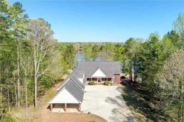 627 Lakeshore Drive, Jefferson, GA 30549 (MLS #6534391) :: Iconic Living Real Estate Professionals