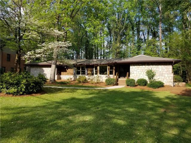 3439 Stratfield Drive NE, Brookhaven, GA 30319 (MLS #6534504) :: Iconic Living Real Estate Professionals