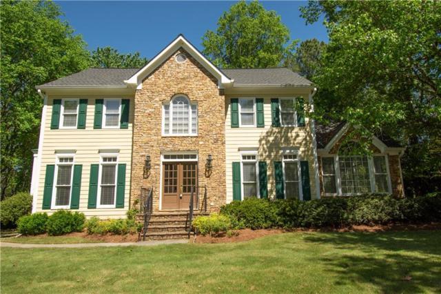 2575 Hidden Wood Lane, Lawrenceville, GA 30043 (MLS #6534519) :: The Hinsons - Mike Hinson & Harriet Hinson