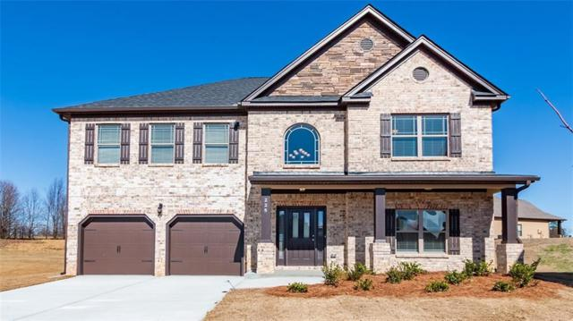 252 Misty Grove Drive, Loganville, GA 30052 (MLS #6534705) :: Iconic Living Real Estate Professionals