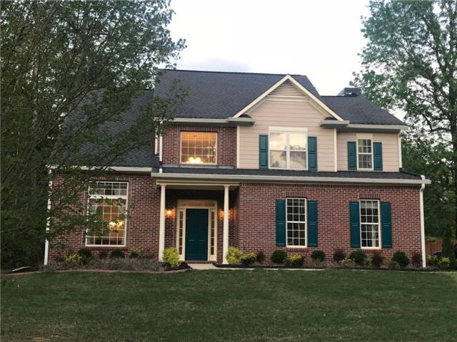 100 Spring Mist Drive, Fayetteville, GA 30215 (MLS #6534896) :: Buy Sell Live Atlanta