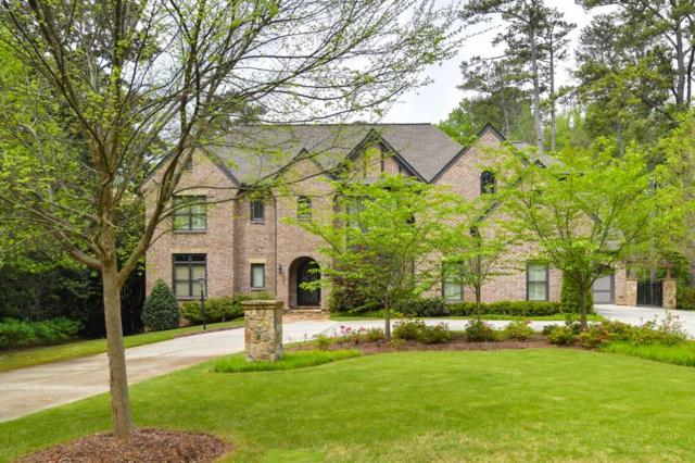 4210 Club Drive NE, Atlanta, GA 30319 (MLS #6535180) :: Ashton Taylor Realty