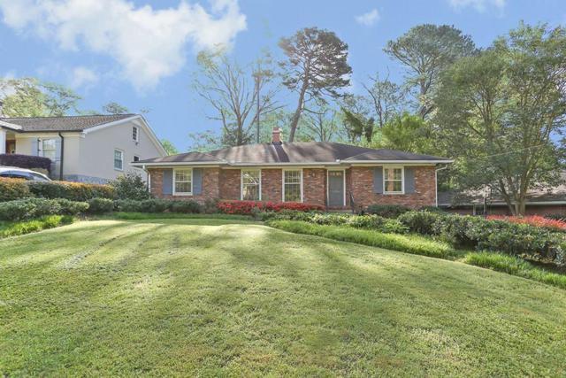 2573 Birchwood Drive NE, Atlanta, GA 30305 (MLS #6535783) :: RE/MAX Paramount Properties