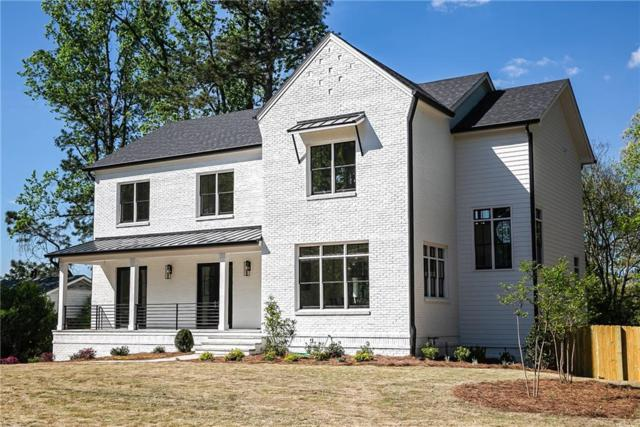 836 Marstevan Drive NE, Atlanta, GA 30306 (MLS #6535811) :: Iconic Living Real Estate Professionals
