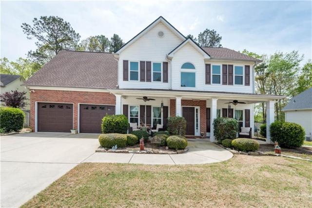 56 Foliage Court Court, Dallas, GA 30132 (MLS #6535904) :: Iconic Living Real Estate Professionals