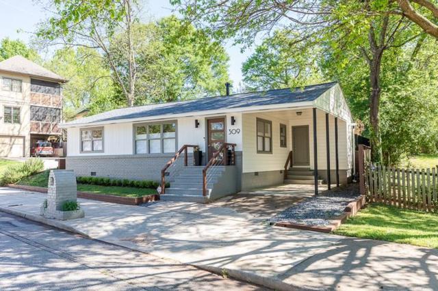 309 Rocky Ford Road NE, Atlanta, GA 30317 (MLS #6535963) :: Iconic Living Real Estate Professionals