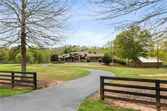 130 Woodhaven Lane, Ball Ground, GA 30107 (MLS #6535977) :: Path & Post Real Estate