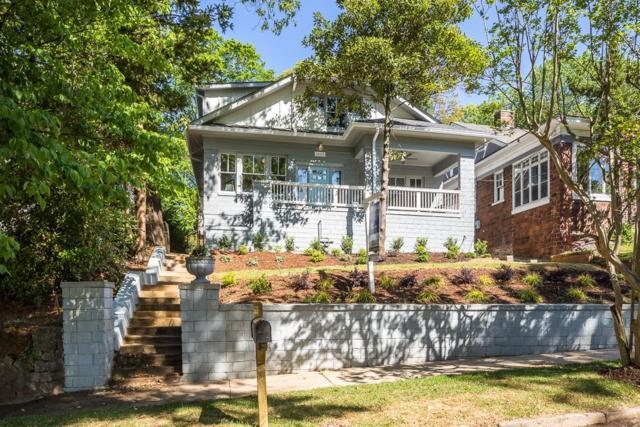 1000 Williams Mill Road NE, Atlanta, GA 30306 (MLS #6536028) :: Iconic Living Real Estate Professionals