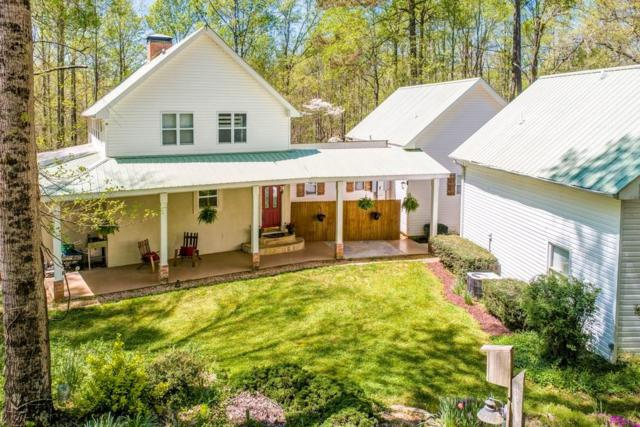 7850 Silver Creek Road, Dawsonville, GA 30534 (MLS #6536065) :: North Atlanta Home Team