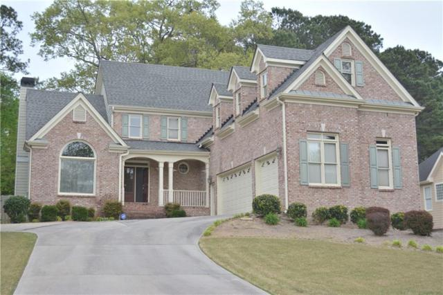 330 Amberbrook Circle, Grayson, GA 30017 (MLS #6536175) :: North Atlanta Home Team