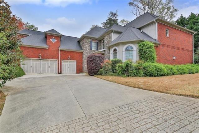 318 River Valley Road, Atlanta, GA 30328 (MLS #6536255) :: The Hinsons - Mike Hinson & Harriet Hinson