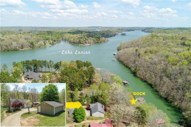 126 Lakeview Point, Dawsonville, GA 30534 (MLS #6536814) :: Iconic Living Real Estate Professionals