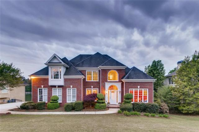 1415 Highland Lake Drive, Lawrenceville, GA 30045 (MLS #6537058) :: Charlie Ballard Real Estate