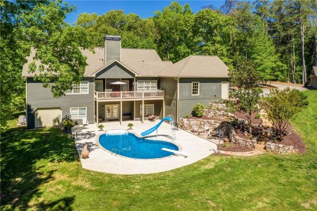 671 Wilkie Road, Ball Ground, GA 30107 (MLS #6537386) :: Path & Post Real Estate