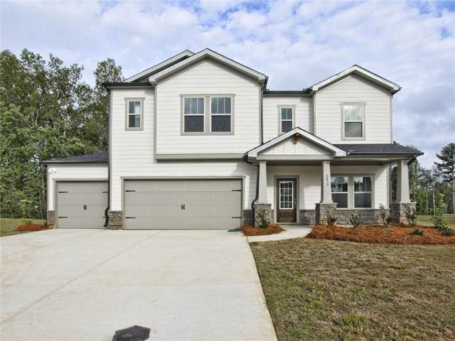 3475 Summerdale Walk, Cumming, GA 30028 (MLS #6537445) :: MyKB Partners, A Real Estate Knowledge Base
