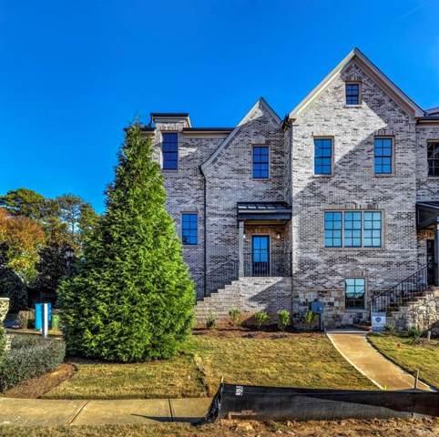 2856 Stonehall Court, Smyrna, GA 30080 (MLS #6538159) :: North Atlanta Home Team