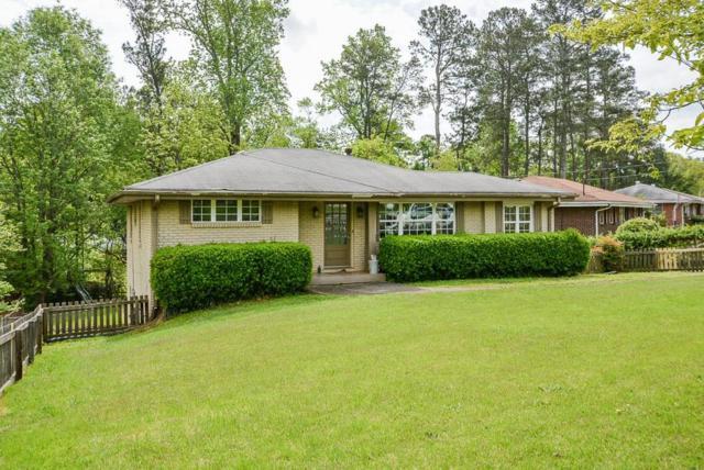 3661 Crestview Drive SE, Smyrna, GA 30082 (MLS #6538196) :: Iconic Living Real Estate Professionals