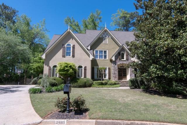 2485 Hamptons Passage, Alpharetta, GA 30005 (MLS #6538221) :: Iconic Living Real Estate Professionals