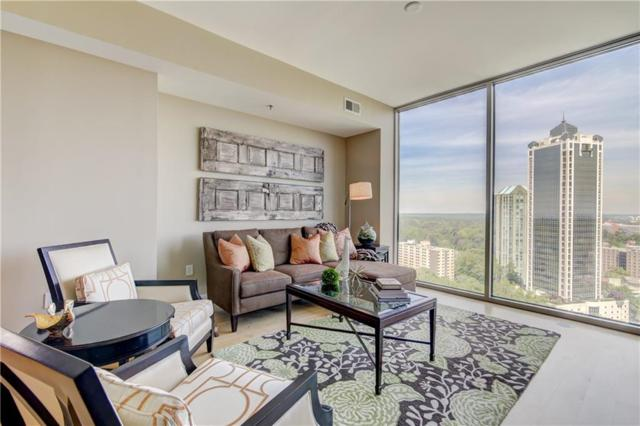 2795 Peachtree Road NE #2005, Atlanta, GA 30305 (MLS #6538571) :: RE/MAX Paramount Properties