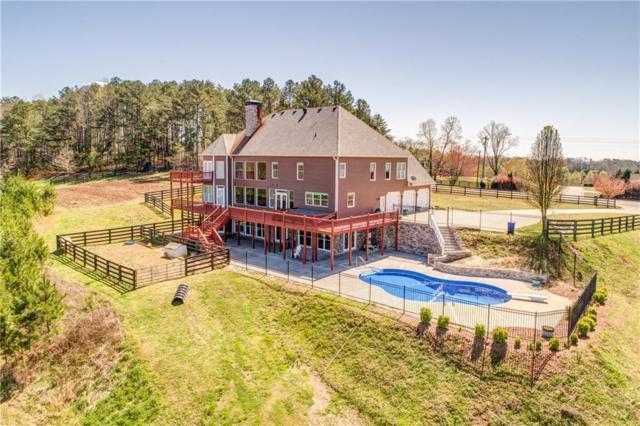 4245A Land Road, Ball Ground, GA 30107 (MLS #6538578) :: Path & Post Real Estate
