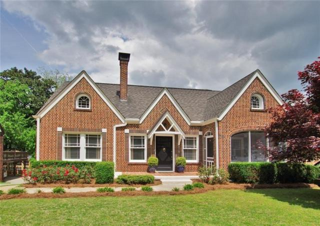986 Courtenay Drive NE, Atlanta, GA 30306 (MLS #6538860) :: Iconic Living Real Estate Professionals