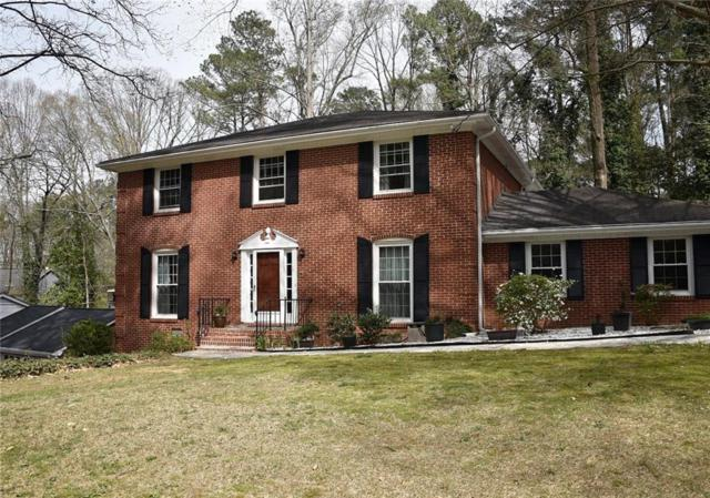 2313 Sherbrooke Drive NE, Atlanta, GA 30345 (MLS #6538861) :: The Zac Team @ RE/MAX Metro Atlanta