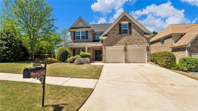 500 Simonton Crest Drive, Lawrenceville, GA 30045 (MLS #6538937) :: Hollingsworth & Company Real Estate