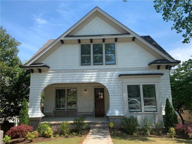 248 Madison Avenue, Decatur, GA 30030 (MLS #6539027) :: Iconic Living Real Estate Professionals