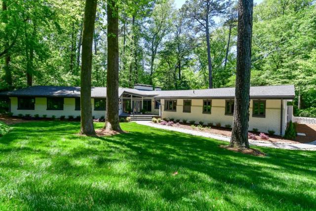 2652 Brookdale Drive NW, Atlanta, GA 30305 (MLS #6539658) :: North Atlanta Home Team
