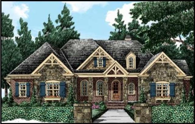 724 Creekside Bend, Alpharetta, GA 30004 (MLS #6539824) :: North Atlanta Home Team