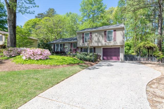 460 N Pond Trail, Roswell, GA 30076 (MLS #6541050) :: The Hinsons - Mike Hinson & Harriet Hinson