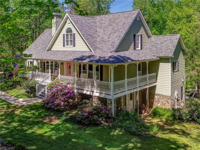 202 Sweetbriar Drive, Jasper, GA 30143 (MLS #6541540) :: The Zac Team @ RE/MAX Metro Atlanta