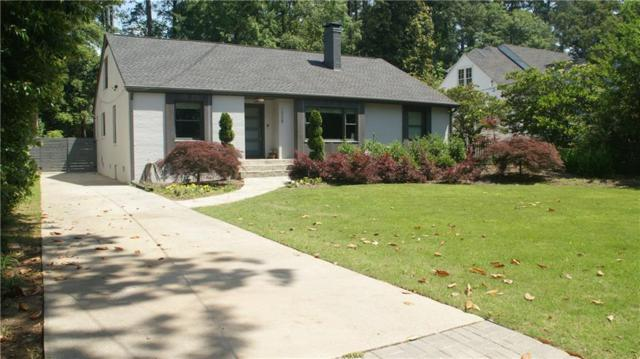 1008 Eulalia Road NE, Atlanta, GA 30319 (MLS #6541585) :: The Zac Team @ RE/MAX Metro Atlanta