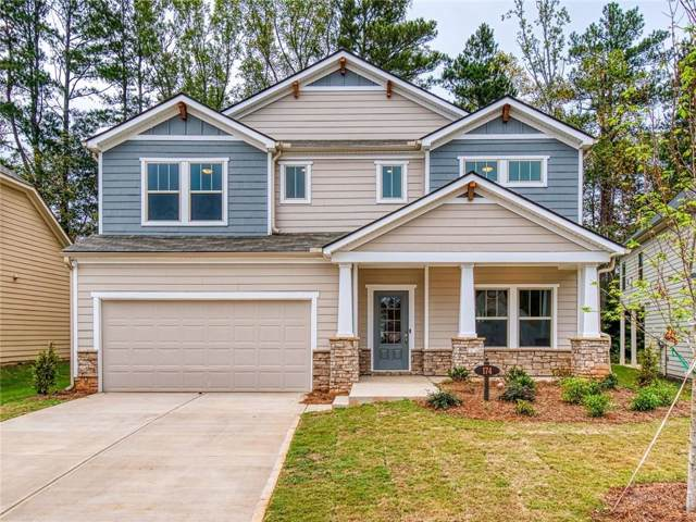 174 Madison Street, Holly Springs, GA 30115 (MLS #6541628) :: North Atlanta Home Team