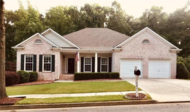 321 Windsong Way, Woodstock, GA 30188 (MLS #6542279) :: RE/MAX Prestige