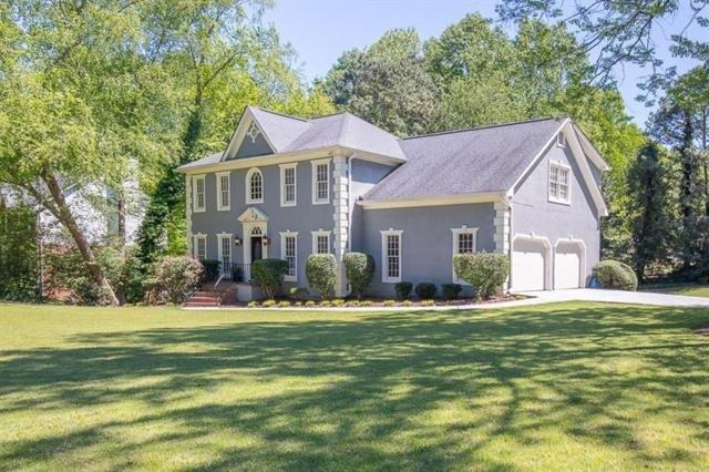 2835 Arborwoods Drive, Alpharetta, GA 30022 (MLS #6542284) :: North Atlanta Home Team