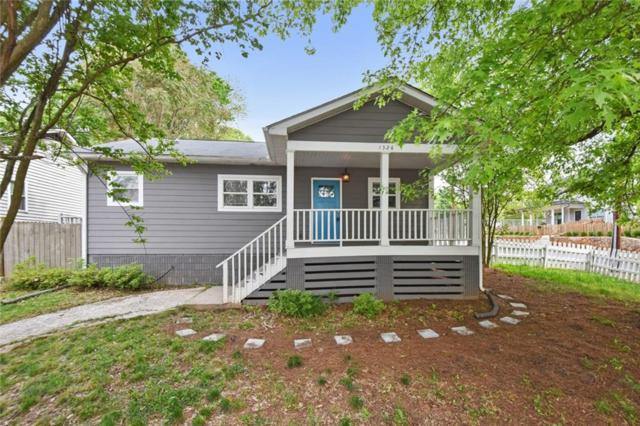 1526 Foote Street NE, Atlanta, GA 30307 (MLS #6543109) :: The Zac Team @ RE/MAX Metro Atlanta