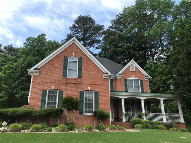 190 S. Shore Terrace, Fayetteville, GA 30214 (MLS #6543540) :: North Atlanta Home Team